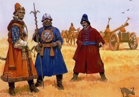 В становление и развитие народной культуры Белгородчины славяне-«степняки»