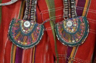 Какой элемент женского народного костюма назывался на Белгородчине «грибатка»?
