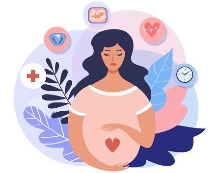 Организация оказания медицинской помощи беременным, роженицам, родильницам и новорожденным при COVID-19