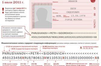 Что означают последние цифры в паспорте?