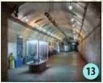 Внутри этой горы расположен Балаклавский подземный музейный комплекс.