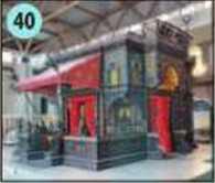 Единственное в мире архитектурное сооружение из чугуна, ставшее экспонатом музея, хранится в