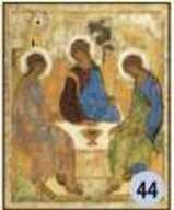Ежегодно в Троицын день одну из наиболее древних, известных и почитаемых русских икон переносят из музейного зала в домовую церковь при…