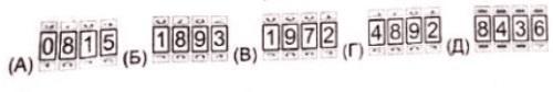 Какой код был установлен на замке велосипедистом, если сейчас на нём код 6348?