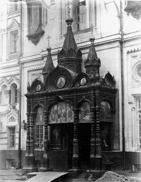 Часовня великомучиника Пантелеймона у Владимирских ворот