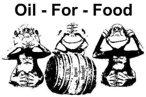 Нефть в обмен на продовольствие