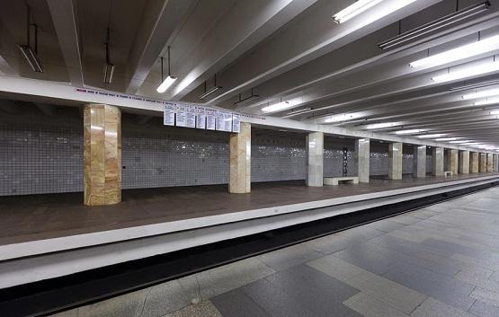 Какая станция метро была названа в честь одного из начальников столичного Метростроя
