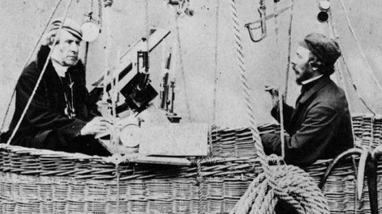 Аэронавты 1862 год