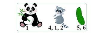 Задача №4 из 21 Разгадать ребус и определить животное