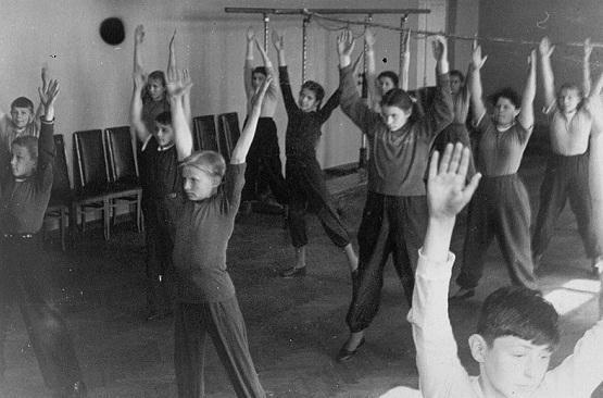 Вопросы и ответы олимпиады по физической культуре