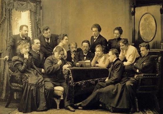 Антон Павлович Чехов в каком театре чаще всего бывал?